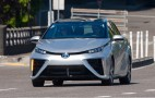 All Hydrogen Fuel-Cell Cars Are Compliance Cars, For Now