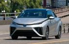 2016 Toyota Mirai Hydrogen Fuel-Cell Car Runs On...Leftover Lemonade? Huh?