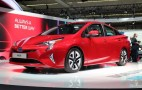 2016 Toyota Prius: Official Auto Show Debut At Frankfurt Motor Show