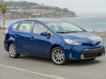 Toyota Prius Family May Shrink As Low Gas Prices Dim Allure