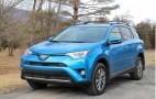 Is Toyota RAV4 Hybrid SUV hurting Prius V wagon sales?