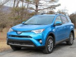 New entry-level 2018 Toyota RAV4 Hybrid LE model starts at $28,100