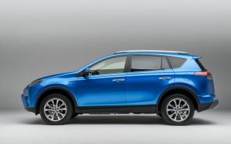 2016 Toyota RAV4 Hybrid: 33 MPG, Starting Price Under $30k