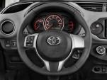 2016 Toyota Yaris 5dr Liftback Auto LE (Natl) Steering Wheel