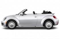 2016 Volkswagen Beetle Convertible 2-door Auto 1.8T SE Side Exterior View