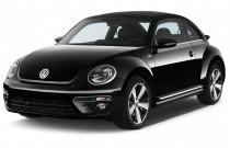 2016 Volkswagen Beetle Coupe 2-door DSG 2.0T R-Line SEL Angular Front Exterior View