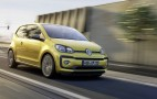 Volkswagen bringing updated Up! to 2016 Geneva auto show