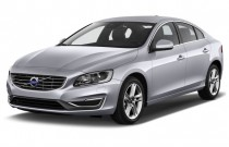 2016 Volvo S60 4-door Sedan T5 Drive-E FWD Angular Front Exterior View