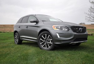 2016 Volvo XC60 T6 AWD Drive-E: gas mileage review