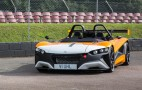 Mexico's VUHL unveils more hardcore version of 05 track car