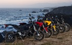 2016 Zero Electric Motorcycles: 2 New Bikes, Faster Charging, New Motor Design