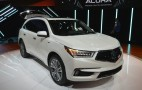 2017 Acura MDX debuts with new look, NSX-derived hybrid system: Live photos and video