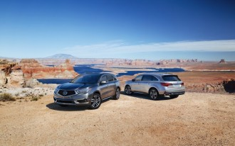 2017 Acura MDX Sport Hybrid to top range, start from $52,935