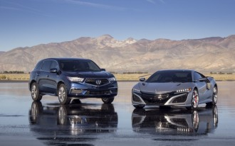 2017 Acura MDX Sport Hybrid, Lexus UX, Porsche Mission E: What's New @ The Car Connection