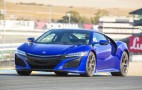 2017 Acura NSX Priced From $157,800, Neither Seinfeld Nor Leno Will Get First One