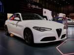 2017 Alfa Romeo Giulia, 2016 Geneva Motor Show