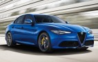 Alfa Romeo Giulia gets all-wheel drive, Veloce trim