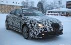 2017 Alfa Romeo Giulietta Spy Shots