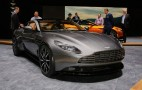 2017 Aston Martin DB11 debuts at Geneva Motor Show: Live photos and video