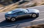 2017 Aston Martin DB11 leaked again