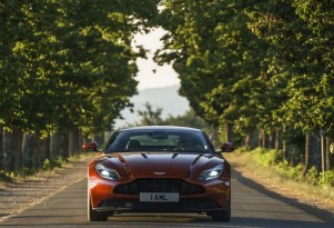 7 ways the 2017 Aston Martin DB11 is still a 'Bond' car you can buy