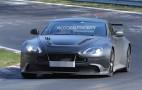 2017 Aston Martin Vantage GT8 spy shots