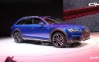 2017 Audi A4 Allroad Debuts At Detroit Auto Show: Live Photos And Video
