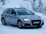 2017 Audi A4 Allroad spy shots - Image via S. Baldauf/SB-Medien