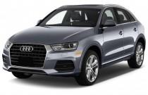 2017 Audi Q3 2.0 TFSI Premium Plus FWD Angular Front Exterior View