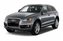 2017 Audi Q5 2.0 TFSI Premium Angular Front Exterior View