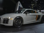 2017 Audi R8 V10 Plus Exclusive Edition, 2016 Los Angeles auto show