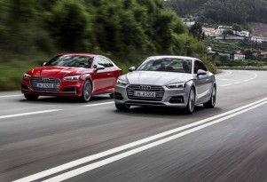 2018 Audi S5 and A5