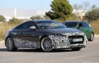 Audi TT RS to debut this month, RS 3 coming next year--report