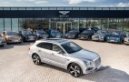 Bentley delivers first Bentayga SUVs to customers
