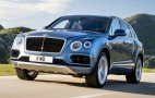 Bentley Bentayga Diesel debuts with 429-hp electric compressor V-8