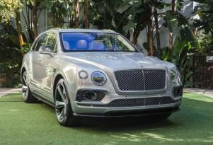 2017 Bentley Bentayga First Edition