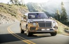 Bentley Bentayga Diesel To Feature Electric-Aided Turbocharger