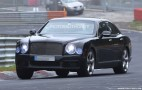 2017 Bentley Mulsanne Spy Shots