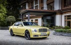 Ultimate luxury with refined performance: 2017 Bentley Mulsanne first drive review