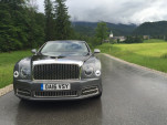 2017 Bentley Mulsanne, Bavarian press drive 2016