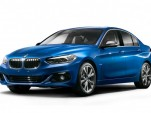 2017 BMW 1-Series (Chinese spec)