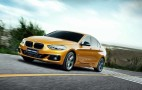 BMW 1-Series sedan debuts at 2016 Guangzhou auto show