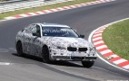 2017 BMW 5-Series Spy Video