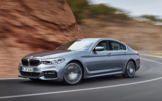 2017 BMW 5-Series priced from $52,195