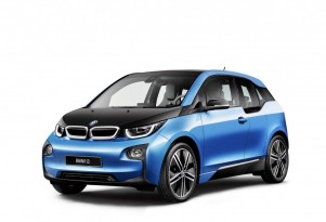 2017 BMW i3: up to 114 miles of range from 50-percent battery increase