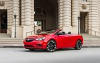 2017 Buick Cascada gets bright red paint option