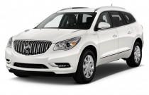 2017 Buick Enclave FWD 4-door Convenience Angular Front Exterior View