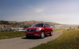 2017 Infiniti QX60 vs. 2017 Buick Enclave: Compare Cars