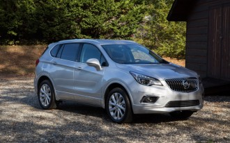 2017 Buick Envision First Drive: A thoroughly multilingual crossover