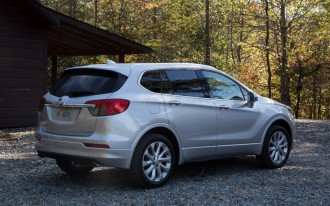 Buick Envision driven, Mercedes GLE detailed, Quebec going zero emissions: What's New @ The Car Connection